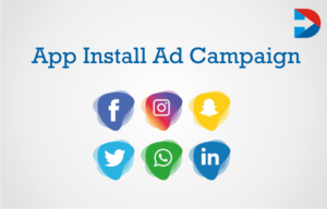 App Install Ad Campaign